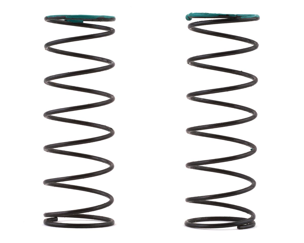 Front Shock Spring (2) (Green - 3.5lbs) by Serpent