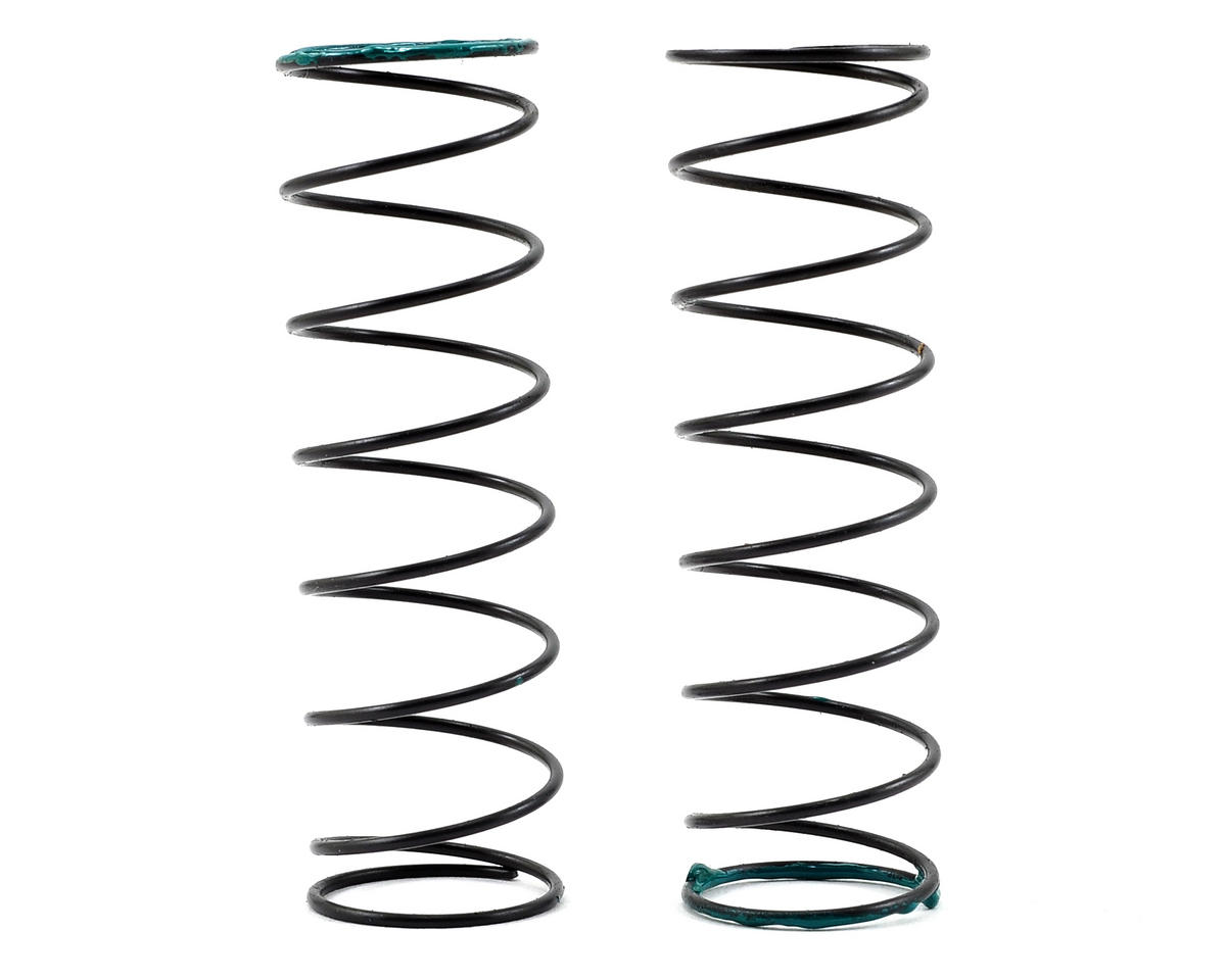 Serpent Astro Shock Spring Set (2) (Green - 2.3lbs)