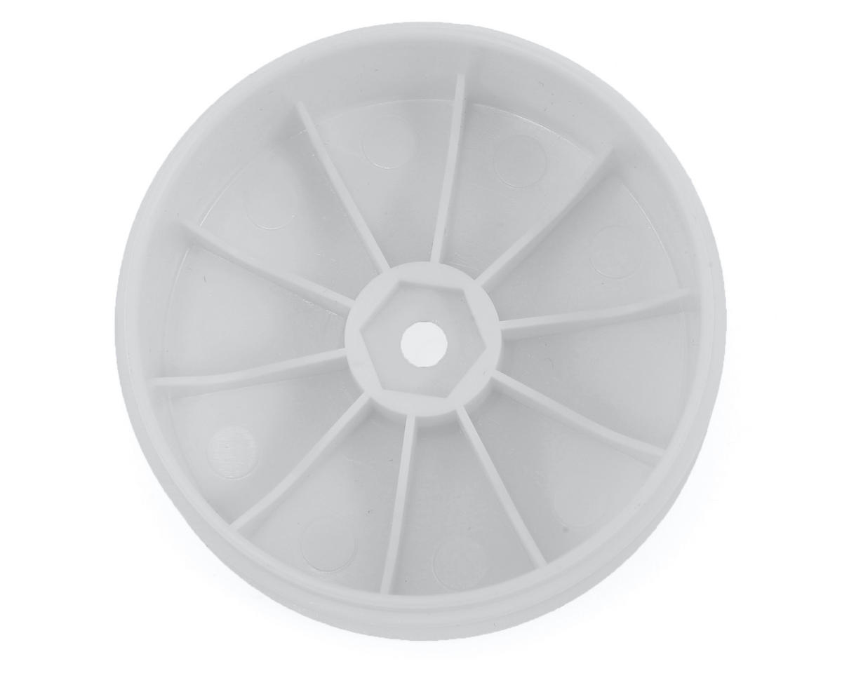 12mm Hex 61mm 1/10 4WD Front Buggy Wheels (2) (SRX-4) (White) by Serpent