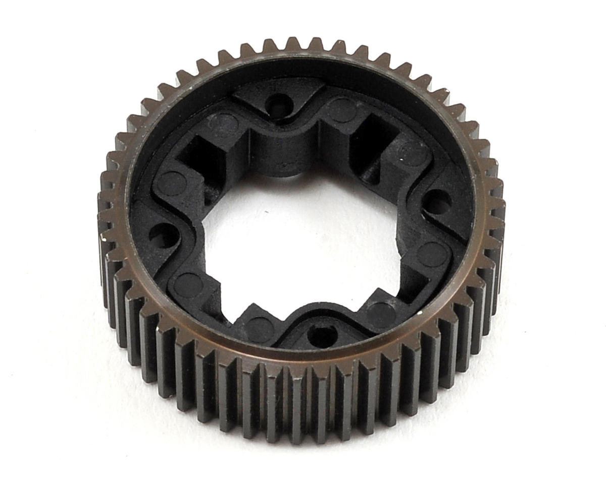 Aluminum Gear Differential Housing by Serpent