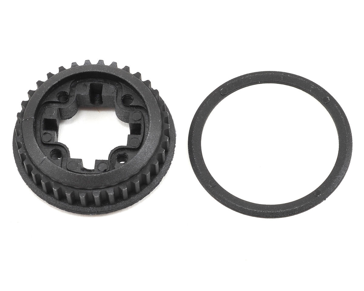 Serpent Front Gear Differential Pulley (34T)