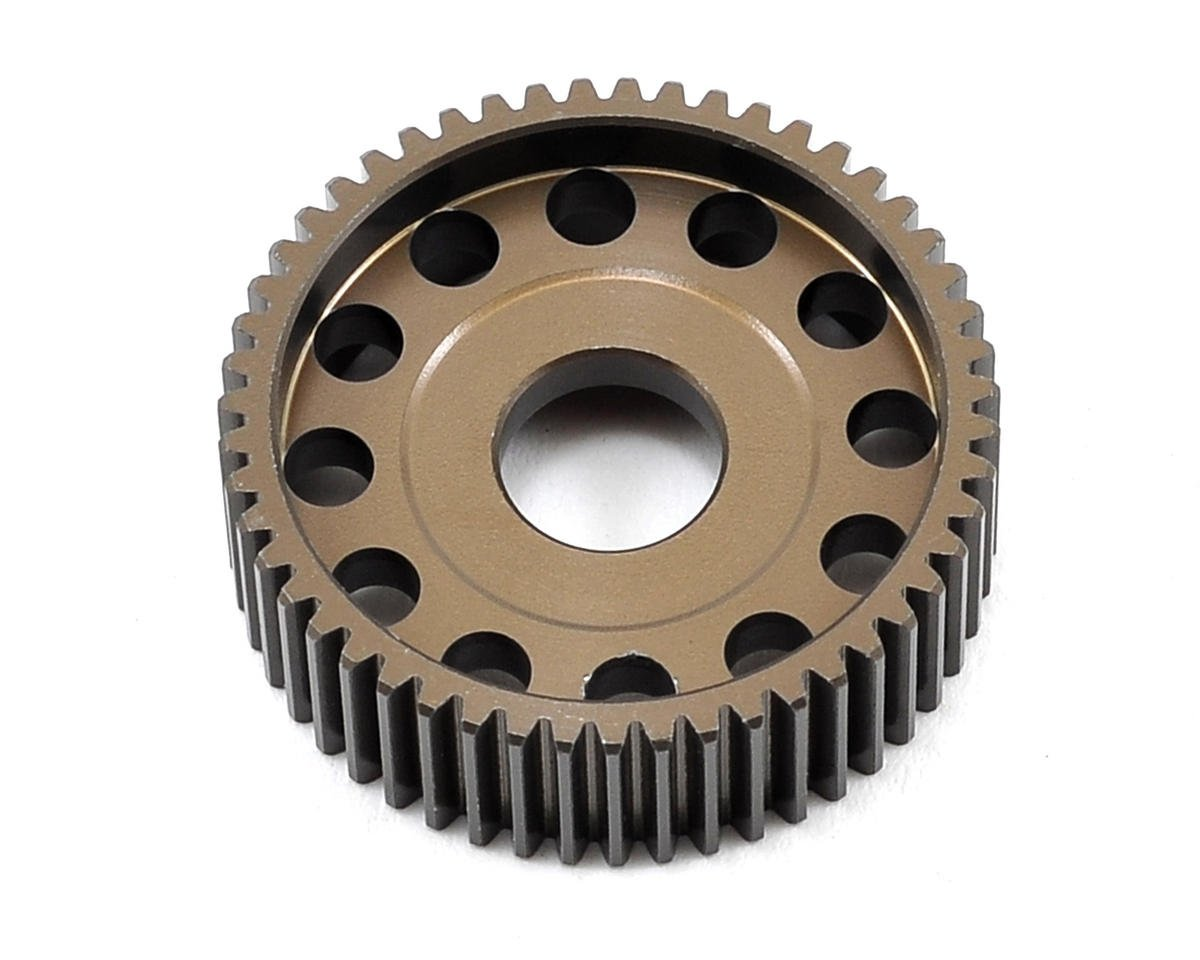 Aluminum Ball Differential Pulley (51T) by Serpent