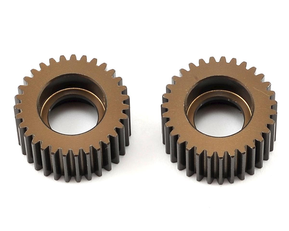 Serpent SRX2 MH Aluminum 3 Gear Idler Gear (2) (31T)