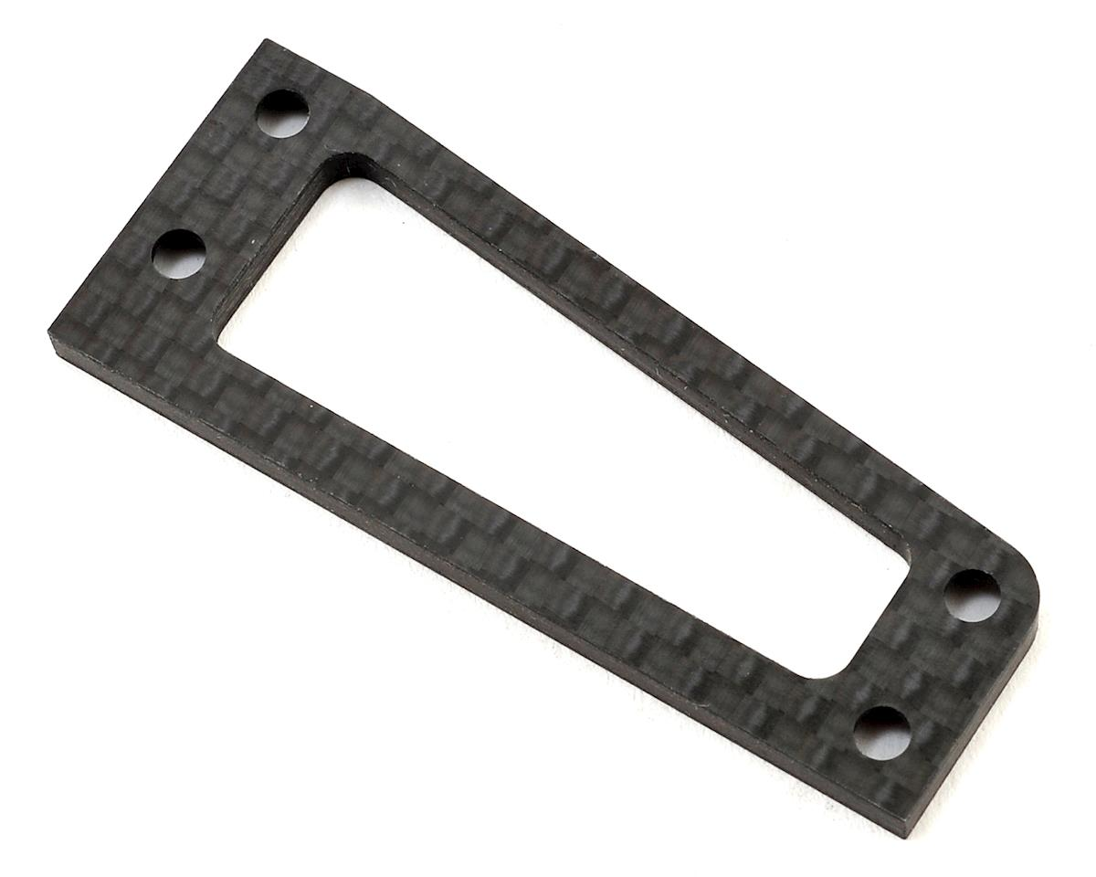 Serpent SDX4 Carbon Servo Mount Plate
