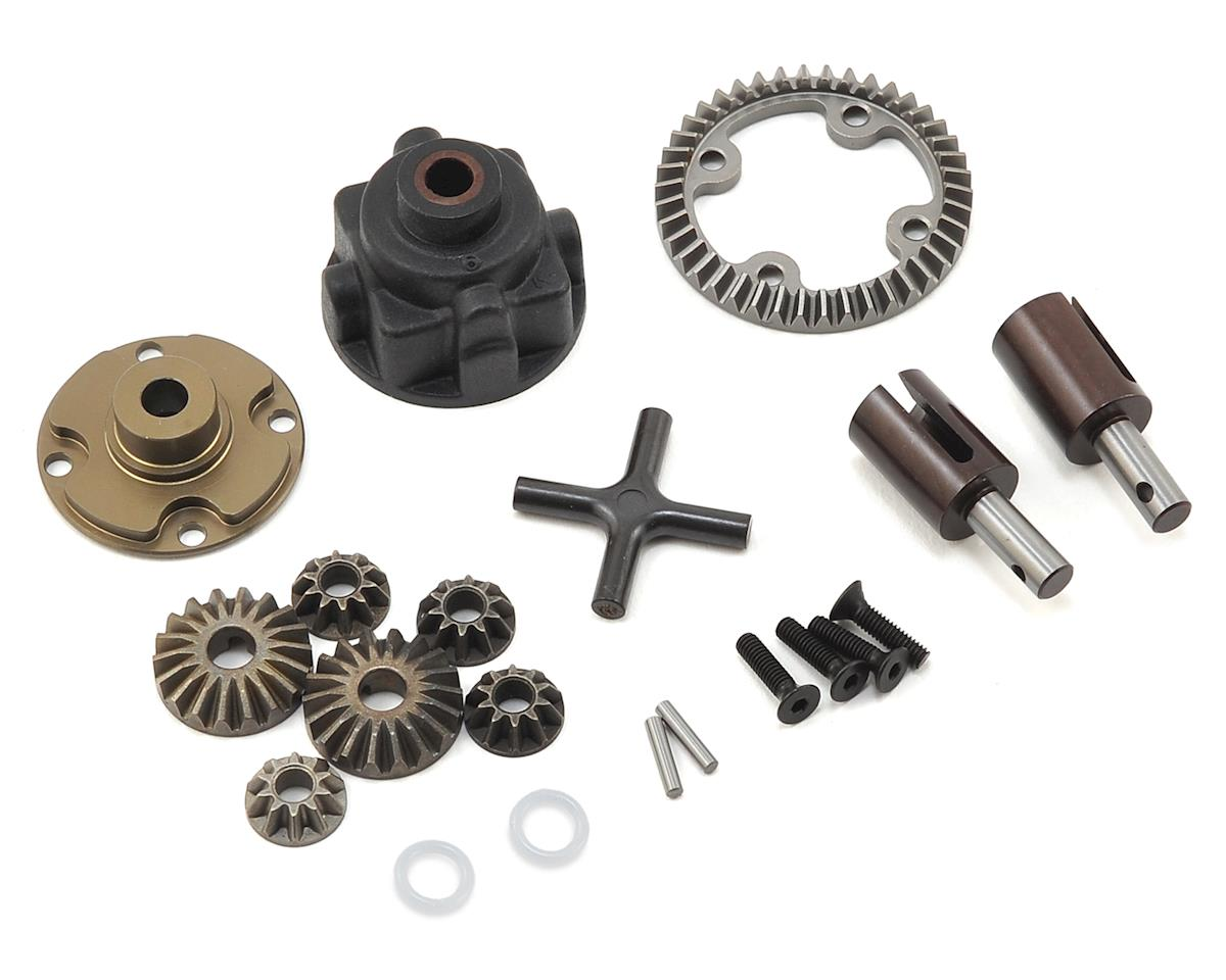 Serpent SDX4 F/R Gear Differential Set