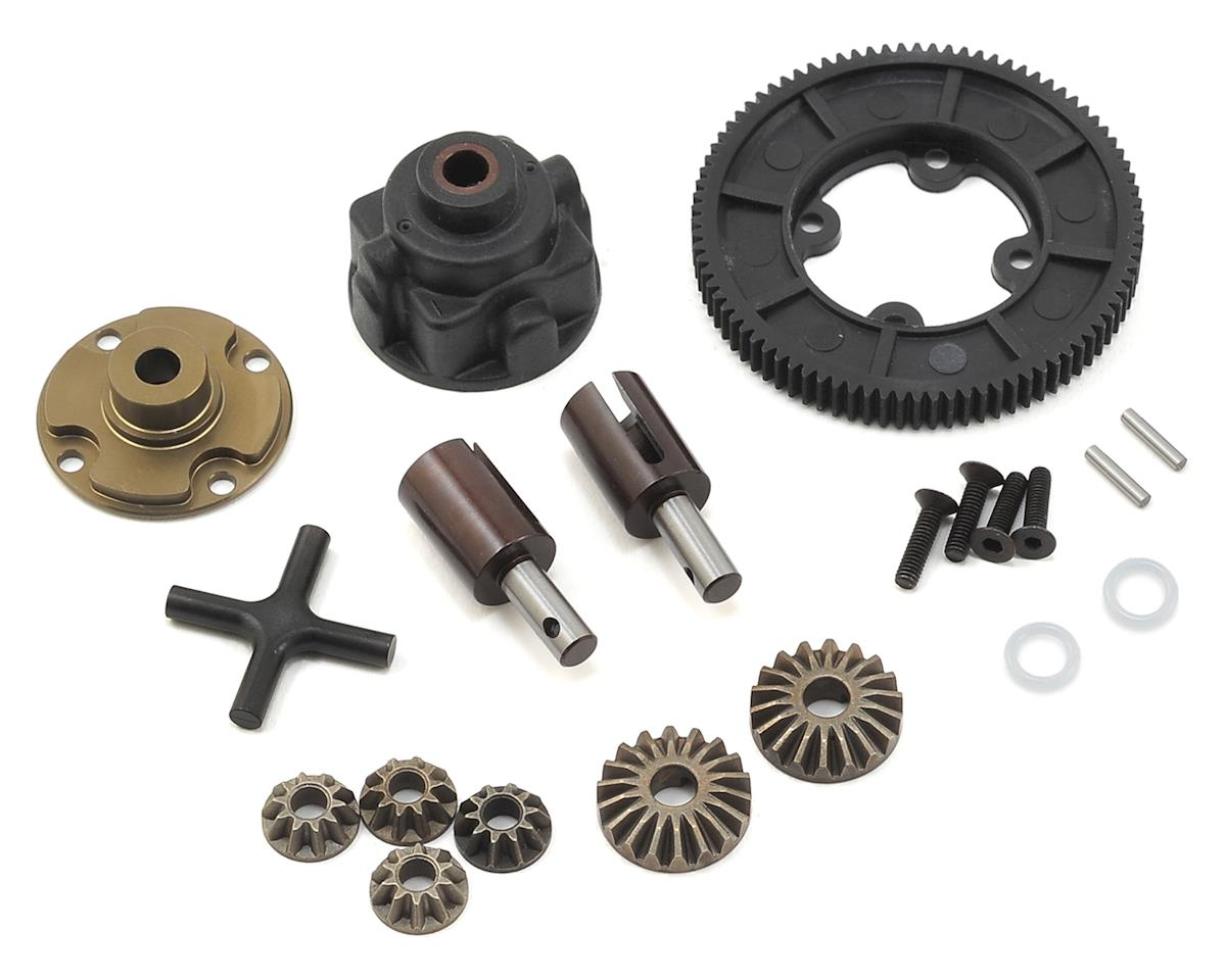 Serpent SDX4 Center Gear Differential Set
