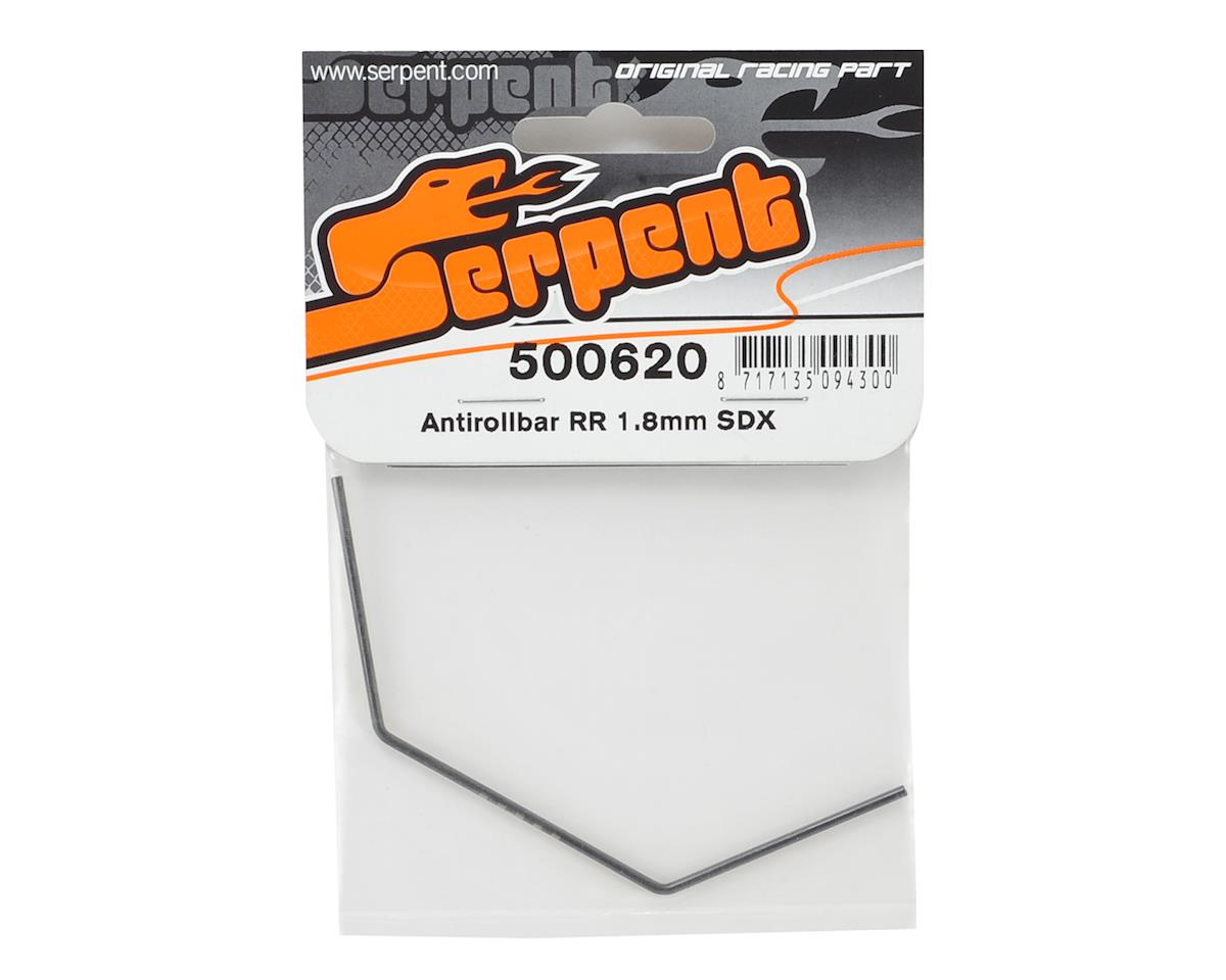 Serpent SDX4 1.8mm Rear Anti-Roll Bar