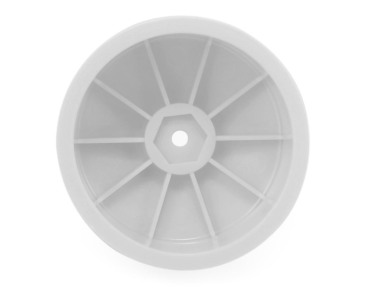 "Serpent 12mm Hex SDX4 2.2"" 4WD Front Buggy Wheels (2) (White)"