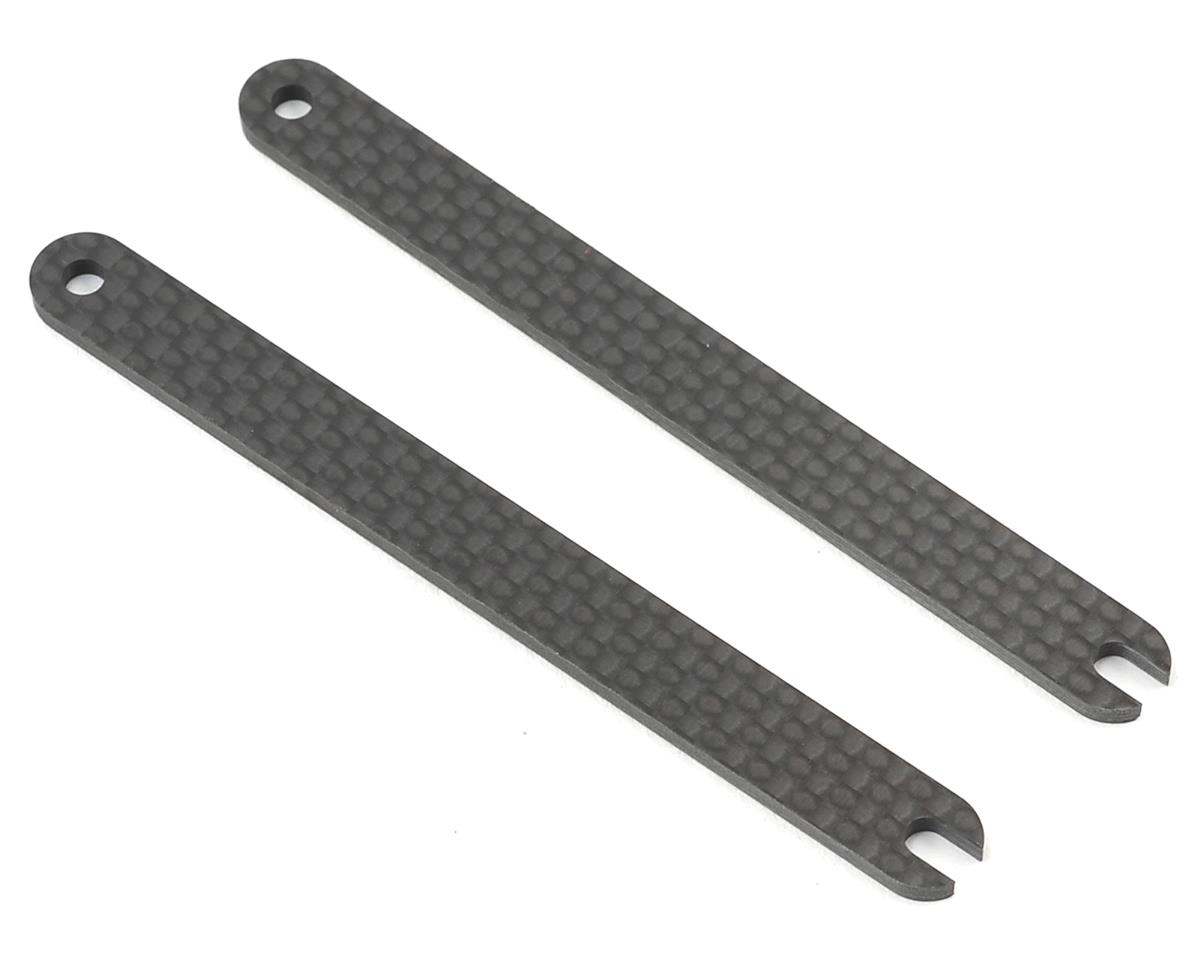 Serpent Carbon SDX4 Battery Strap (2) (Saddle)