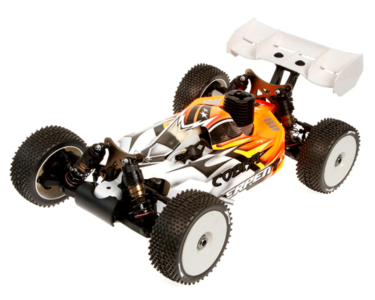 """Serpent S811 """"Cobra Sport"""" 1/8 Scale Off Road Buggy Kit"""