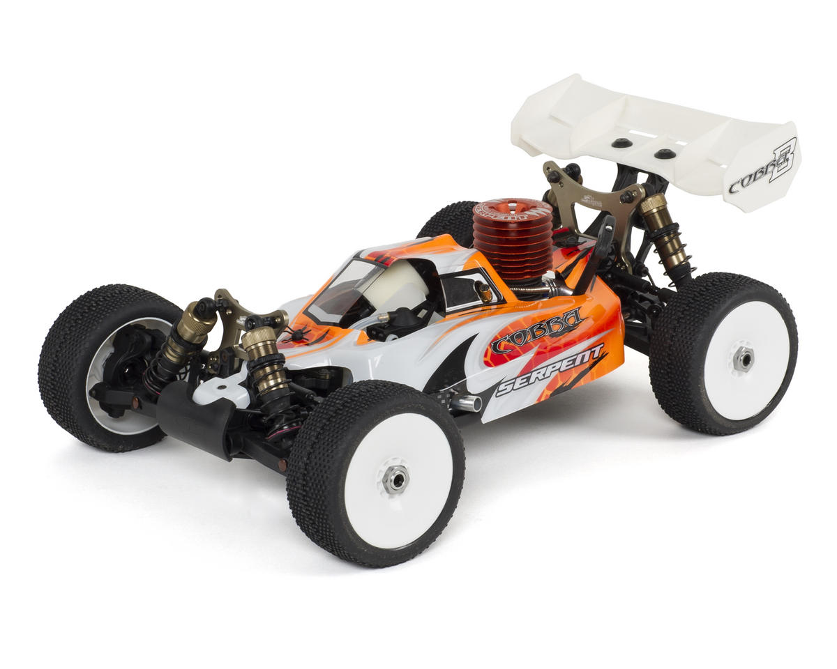 Cobra 811B RTR 1/8 Nitro Buggy by Serpent