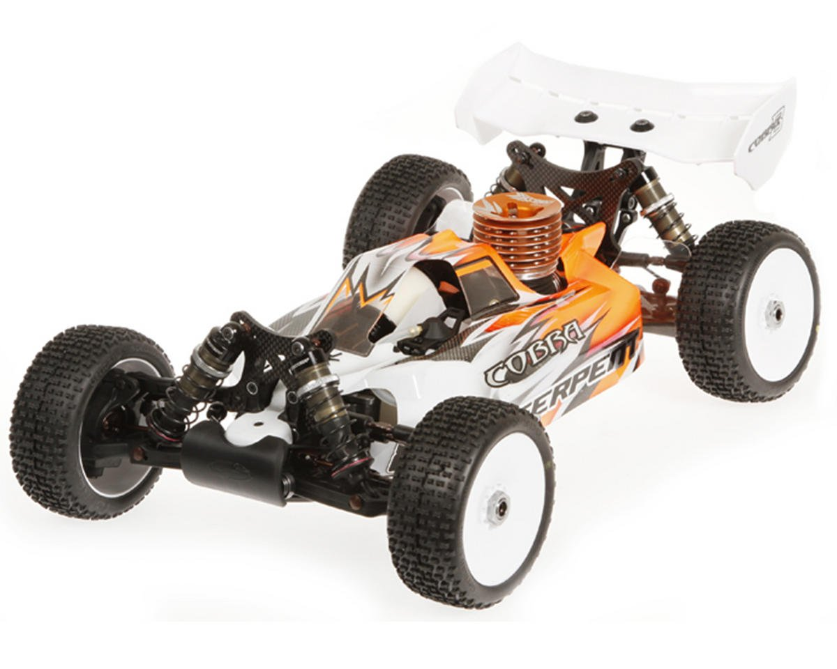 """Serpent S811B 2.0  """"Cobra"""" 1/8 Scale Competition Buggy Kit"""