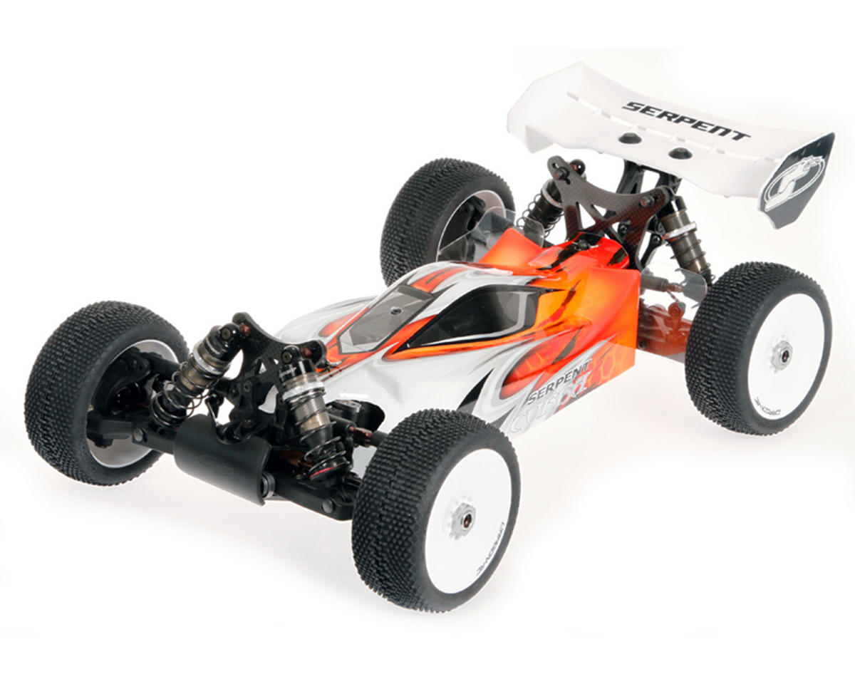 """Serpent 811-Be 2.0 """"Cobra"""" 1/8 Off Road Competition Electric Buggy Kit"""