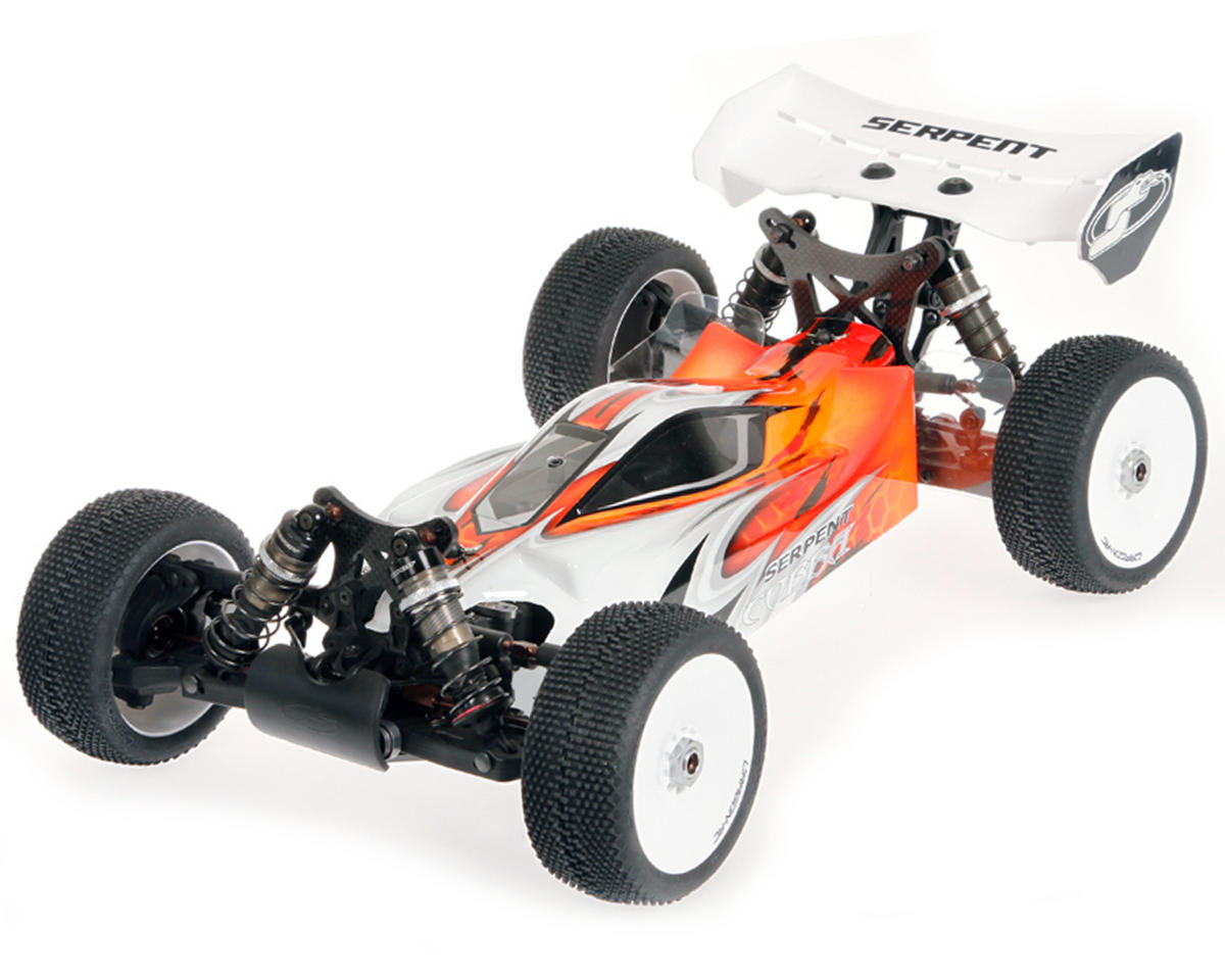 "811-Be 2.1 ""Cobra"" 1/8 Off Road Competition Electric Buggy Kit by Serpent"