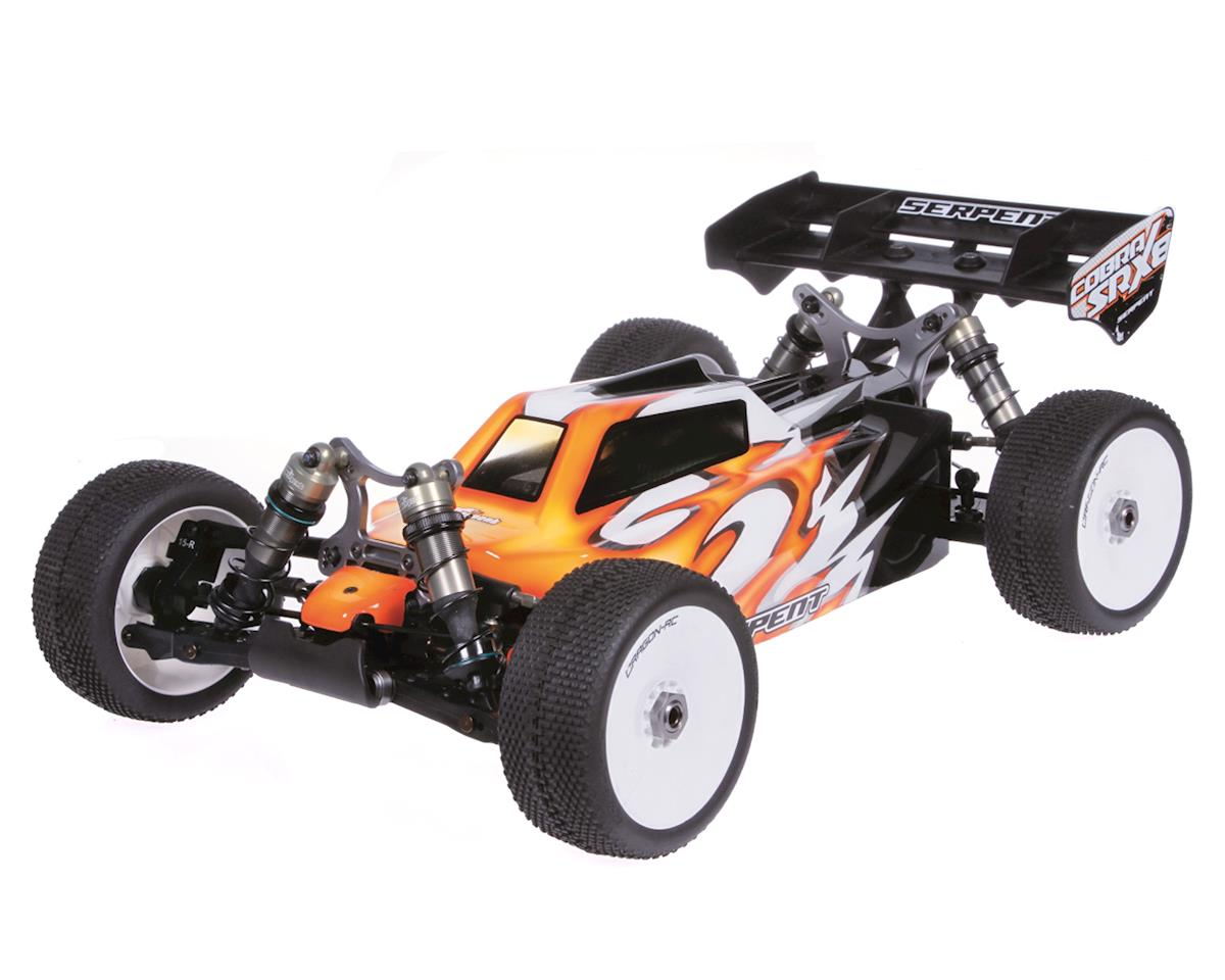 SRX8-E 1/8 4WD Off-Road Electric Buggy Kit