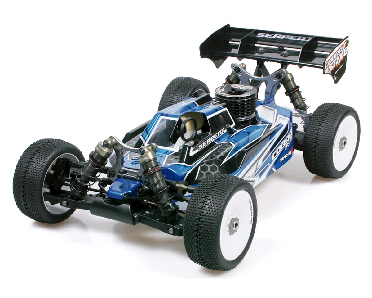 "SRX8 ""Cobra"" EVO 1/8 Nitro Buggy Kit by Serpent"