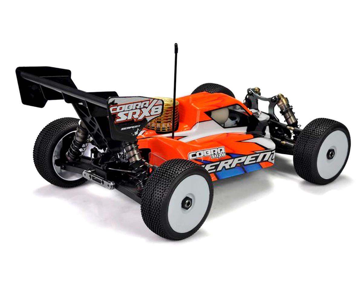 """Image 3 for Serpent SRX8 """"Cobra"""" PRO 1/8 Nitro Buggy Kit"""