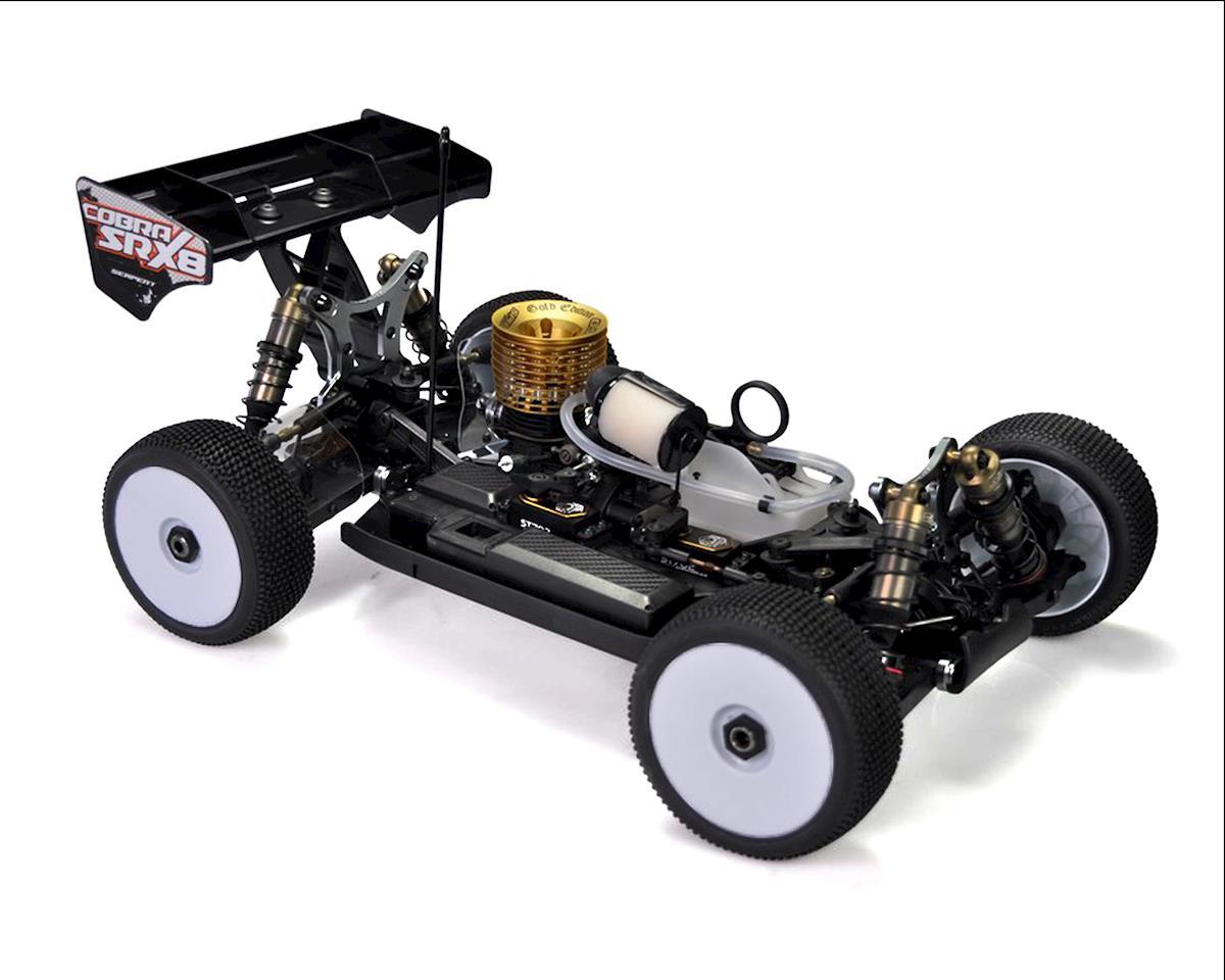 """Image 4 for Serpent SRX8 """"Cobra"""" PRO 1/8 Nitro Buggy Kit"""