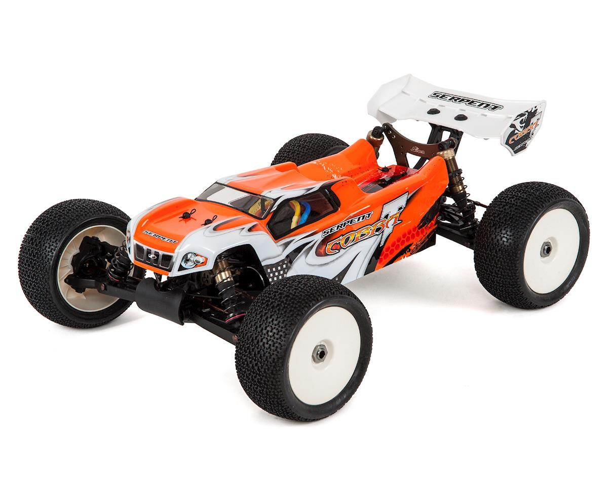 "S811T-E ""Cobra E"" RTR 1/8 4WD Electric Truggy by Serpent"