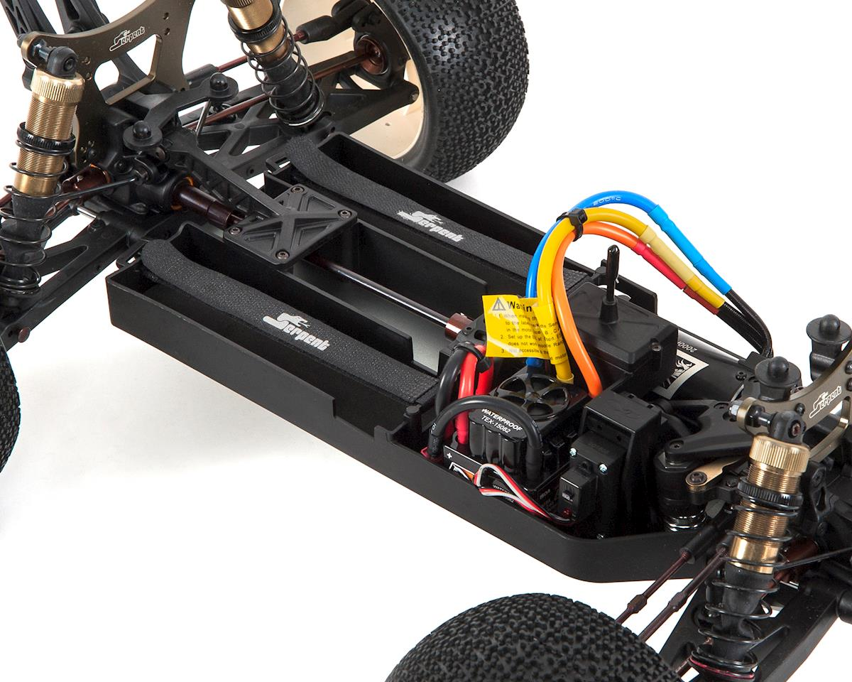 "Serpent S811T-E ""Cobra E"" RTR 1/8 4WD Electric Truggy"