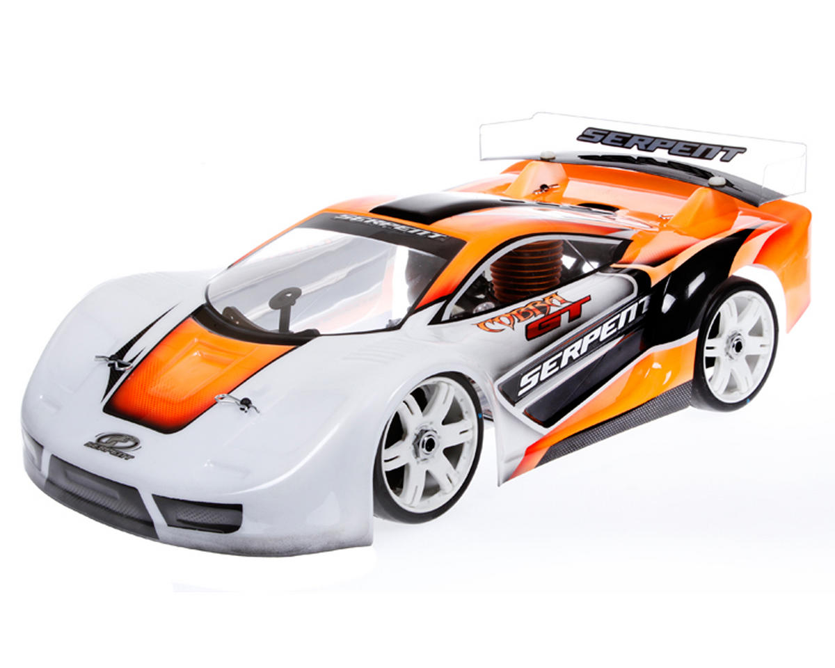 Serpent Cobra GT 1/8th Nitro On Road Sedan Kit