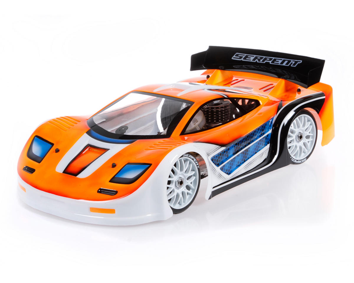 Cobra GT 3.0 1/8th Nitro On Road Sedan Kit by Serpent