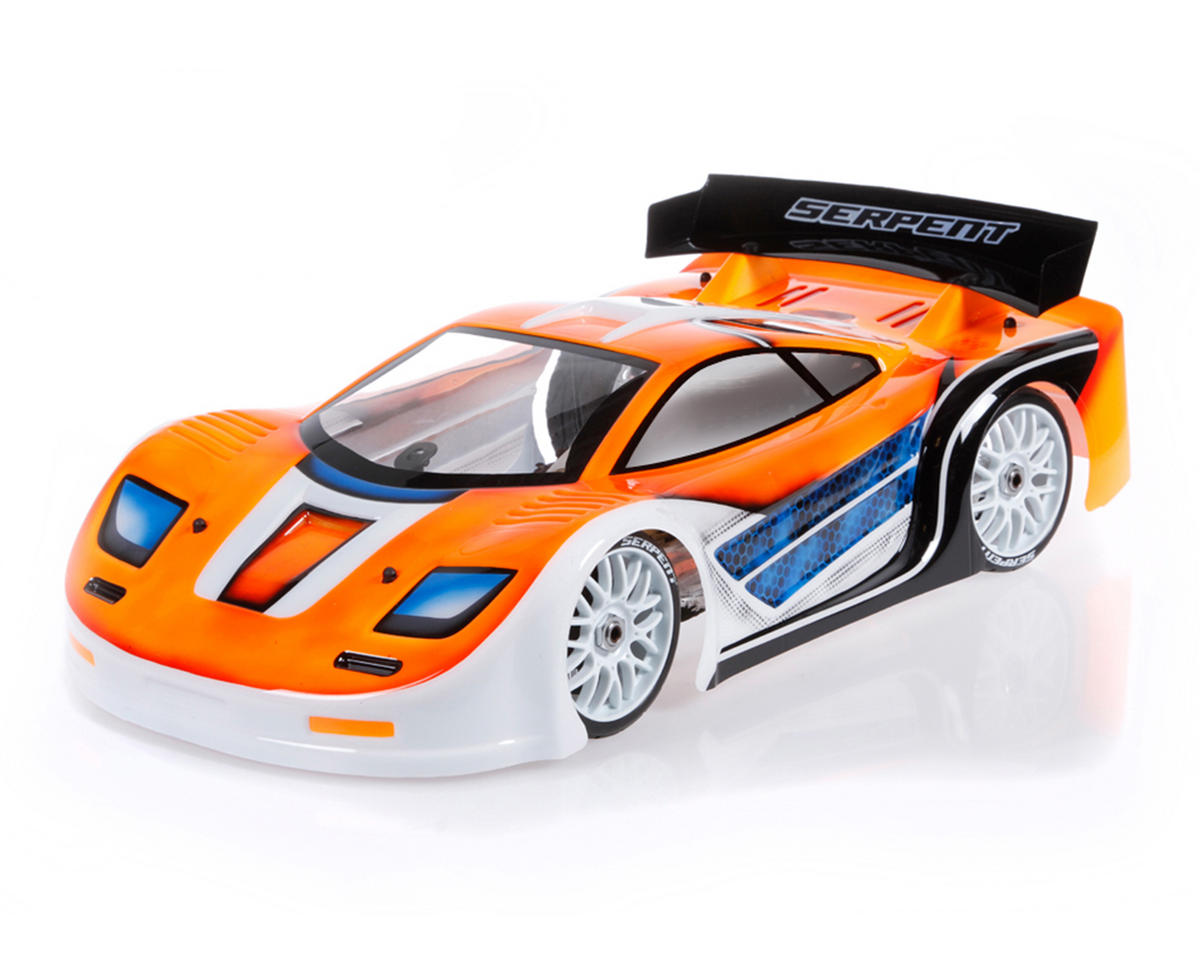 Serpent Cobra GT-e 3.0 1/8th Electric On Road Sedan Kit