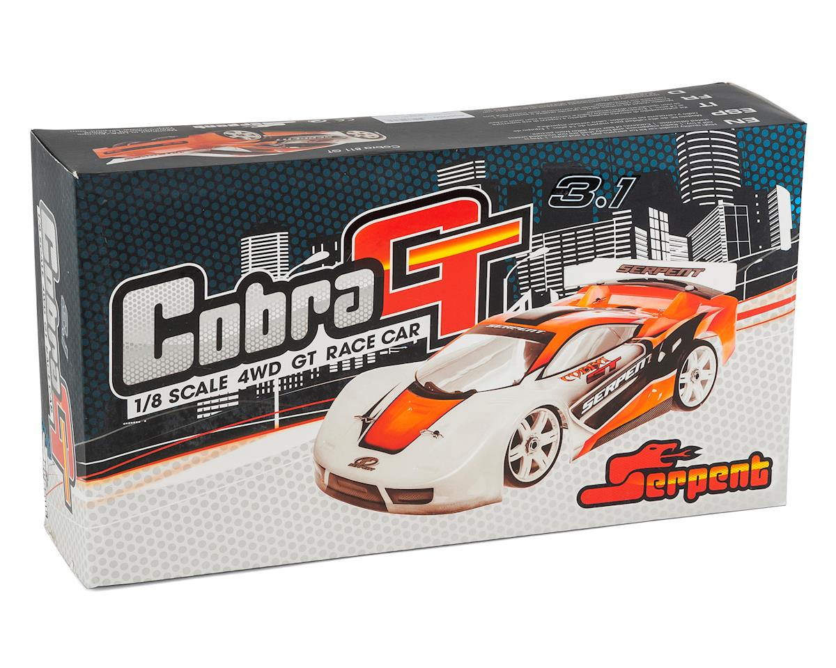 Serpent Cobra GT 3.1 1/8 Nitro On-Road Sedan Kit