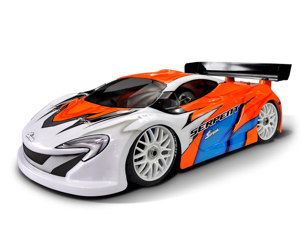 Serpent Cobra SRX8 GT 1/8 Nitro On-Road Sedan Kit