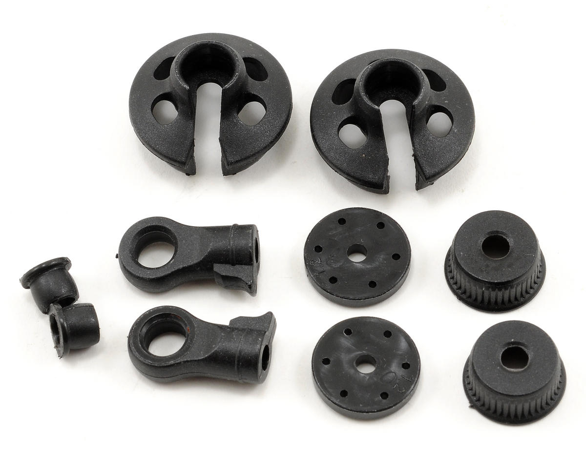 Nylon Shock Part Set (10) by Serpent