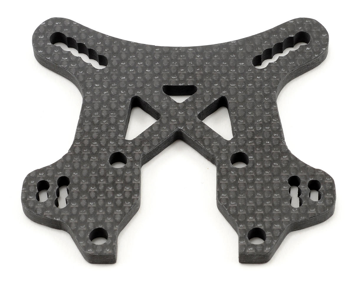 Serpent 4.5mm Carbon Fiber Front Shock Tower