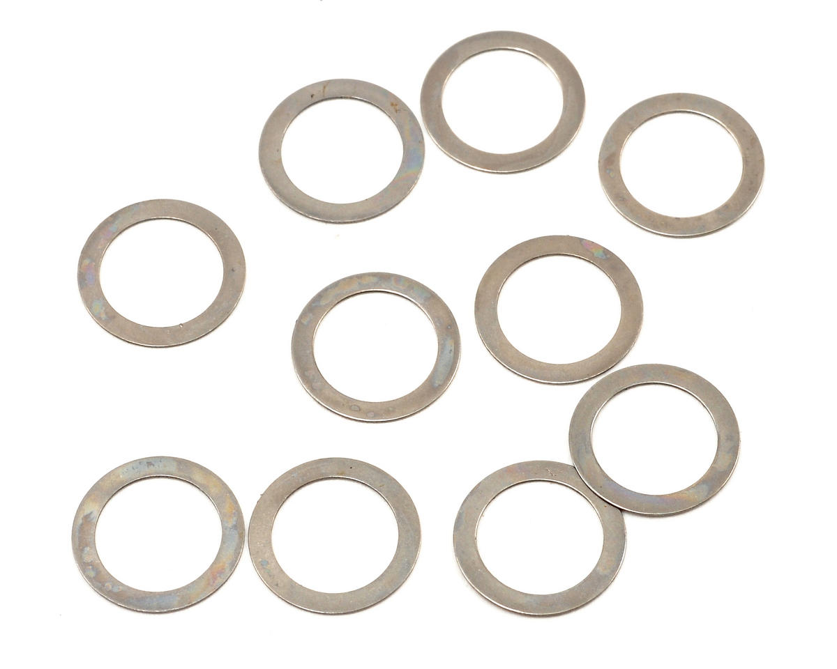 Serpent 8x11x0.2mm Shim Set (10)