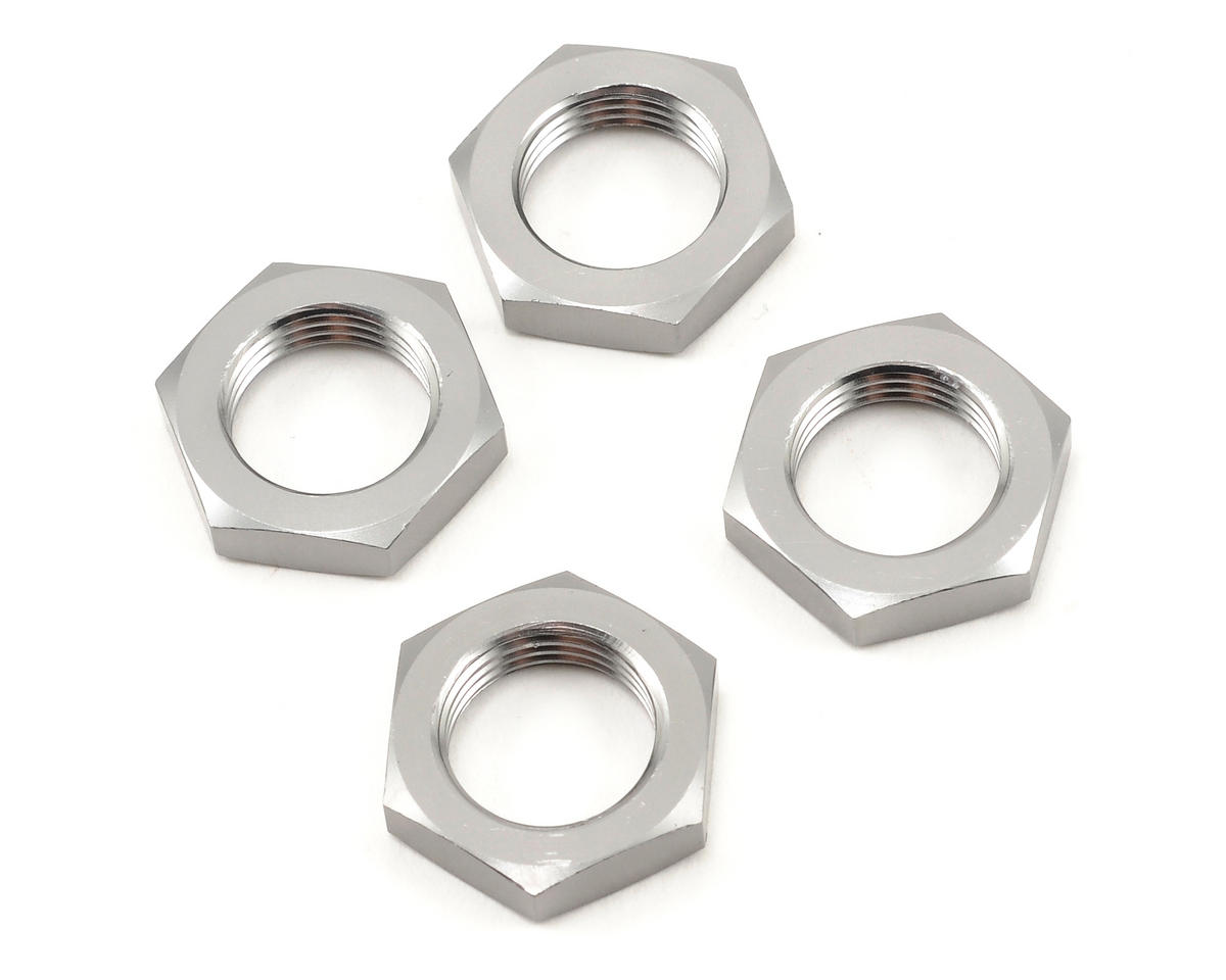 Serpent 17mm Wheel Nut Set (4)