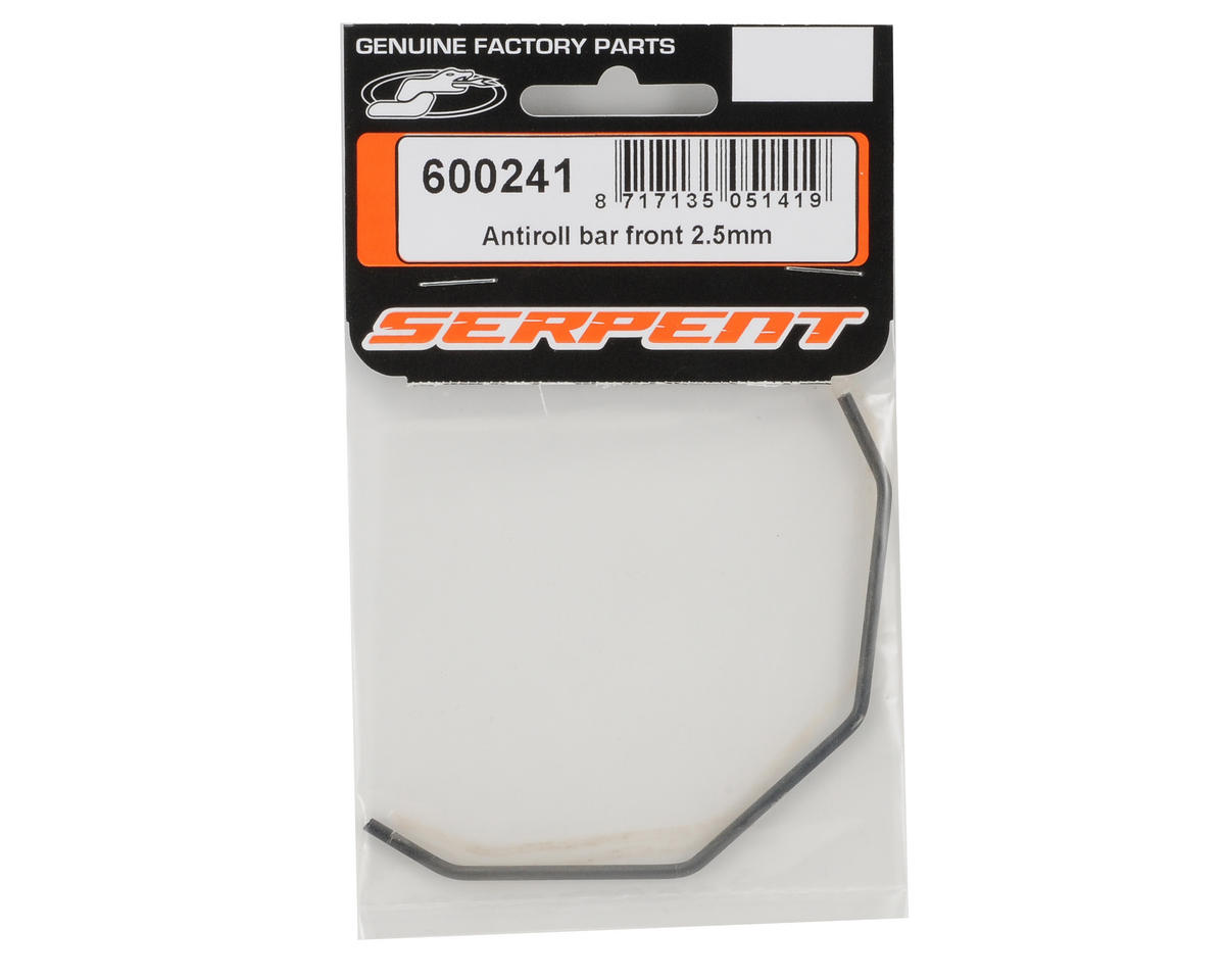 Serpent 2.5mm Front Anti-Roll Bar