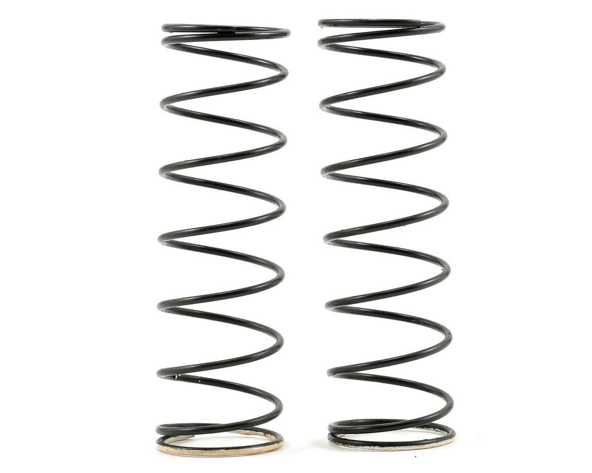 Serpent Rear Shock Spring Set (White/4.0lbs) (2)