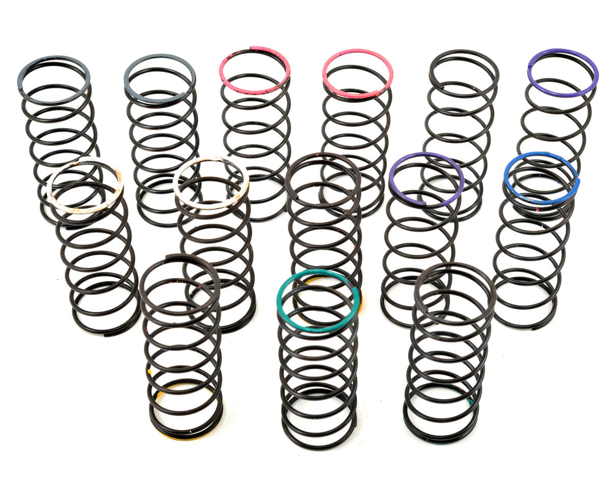 Serpent Front Shock Spring Tuning Set (14)