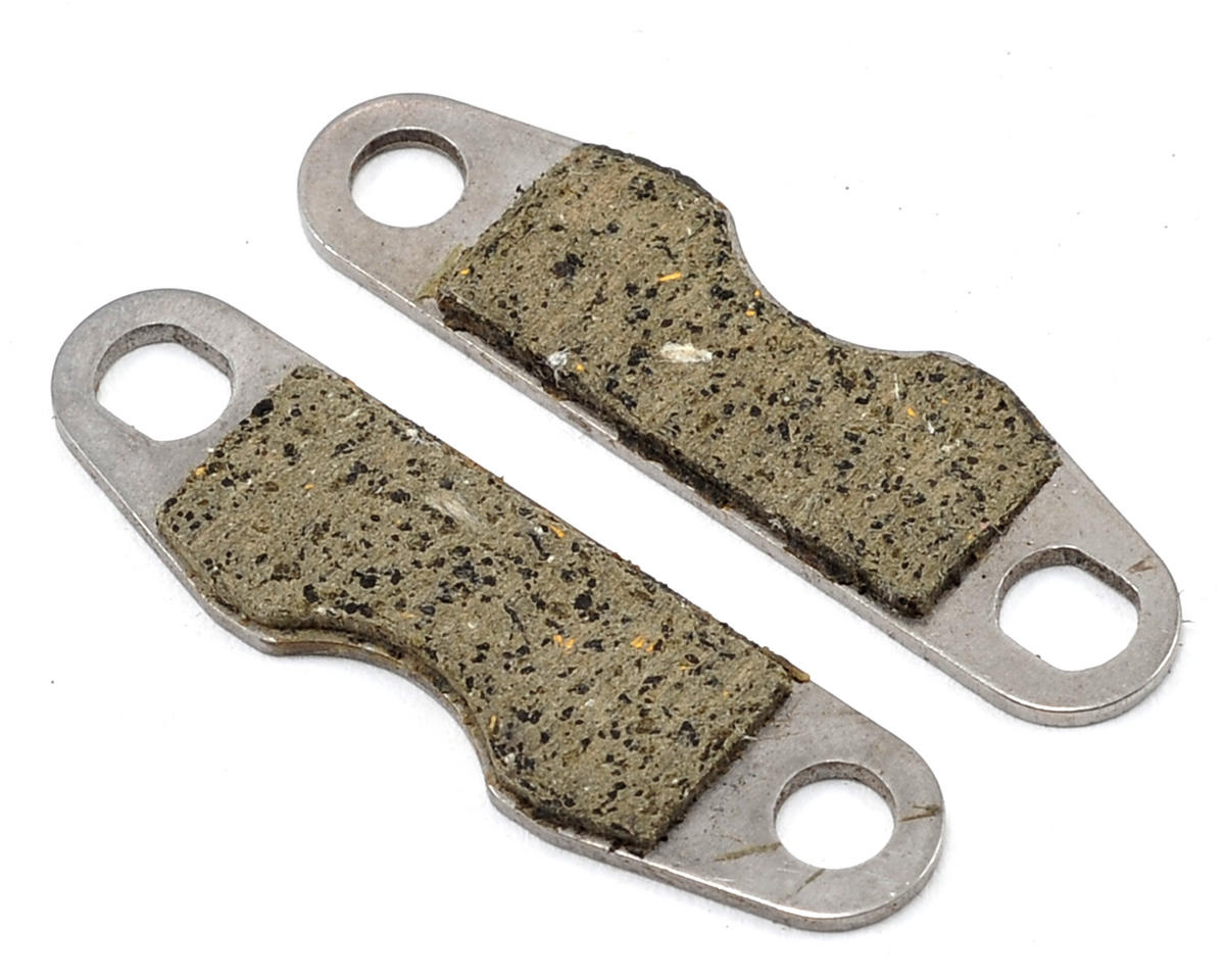 Pro Brake Pad Set (2) by Serpent