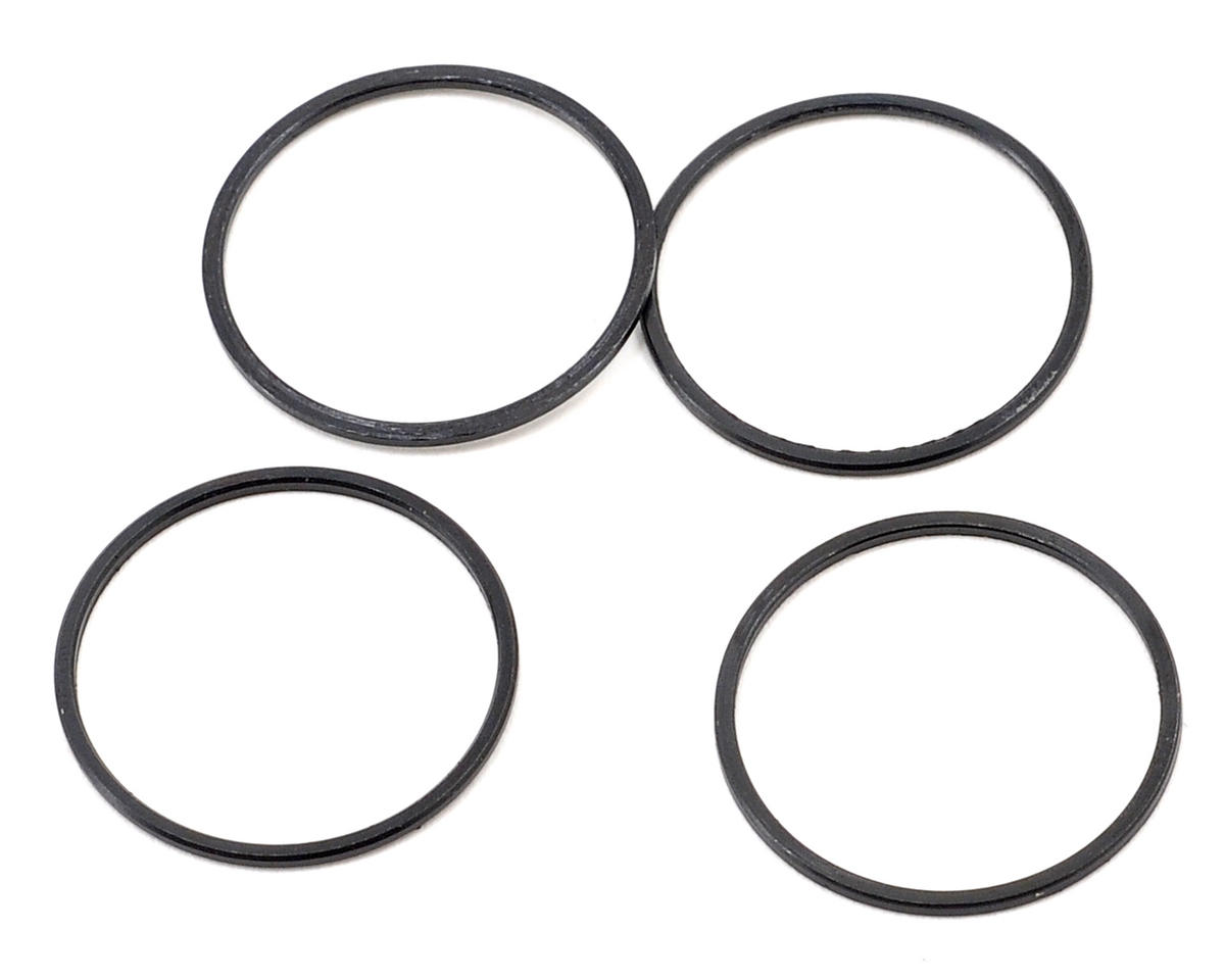 Serpent 14x15.5x0.65mm Shim Set (4)