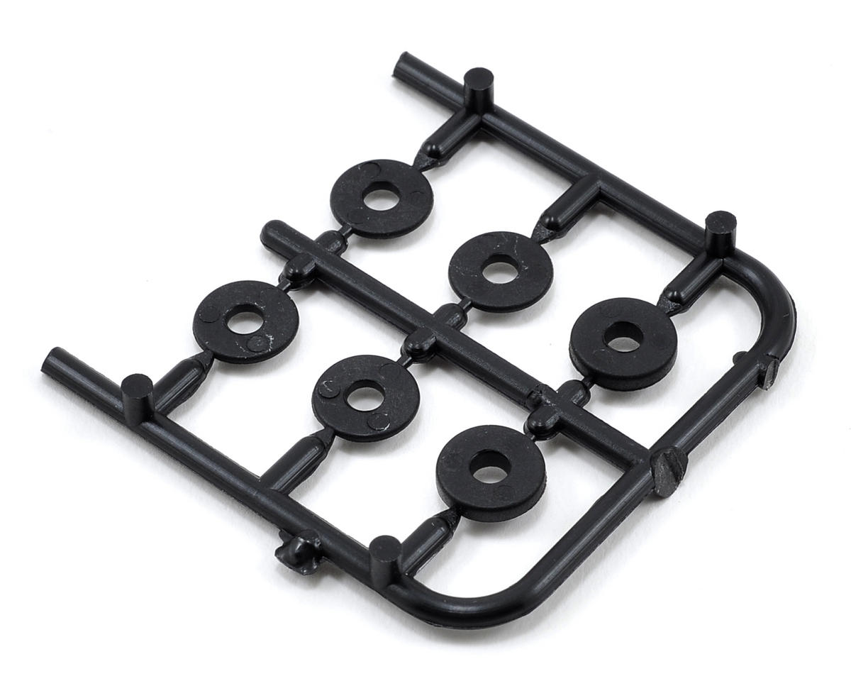 Serpent Wheelbase Spacer Set