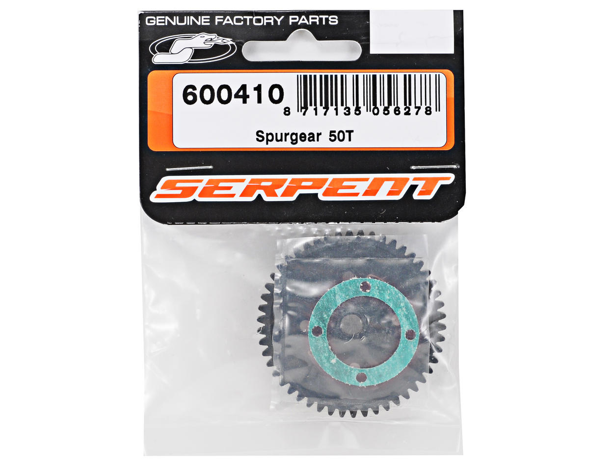 Serpent Spur Gear (50T)