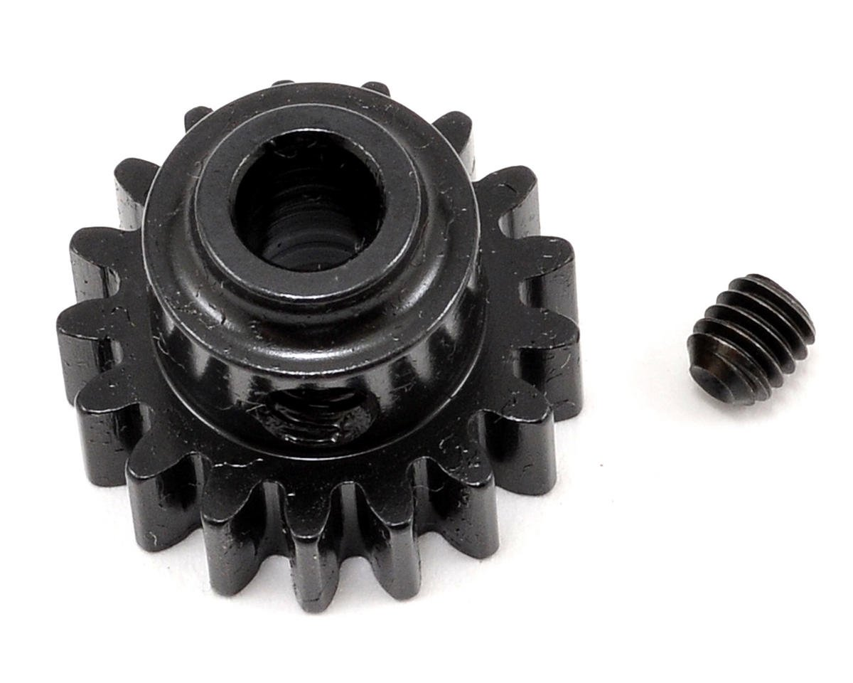 Serpent Steel Mod1 Pinion Gear w/5mm Bore (17)