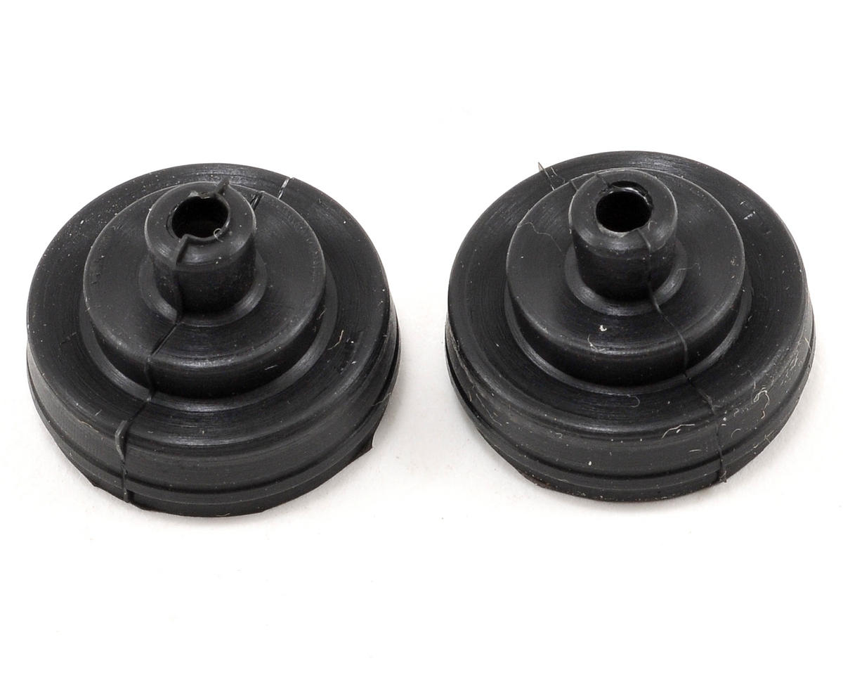 Rear Wheel Axle Boot Set (2) by Serpent