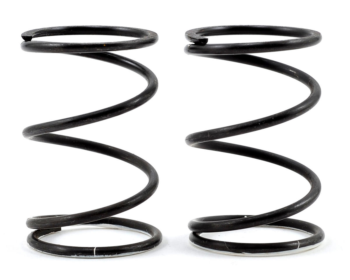 Serpent Front/Rear Shock Spring (White/31.5lbs) (2)