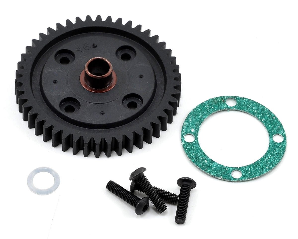 Serpent Composite Mod 1 Spur Gear (46T)