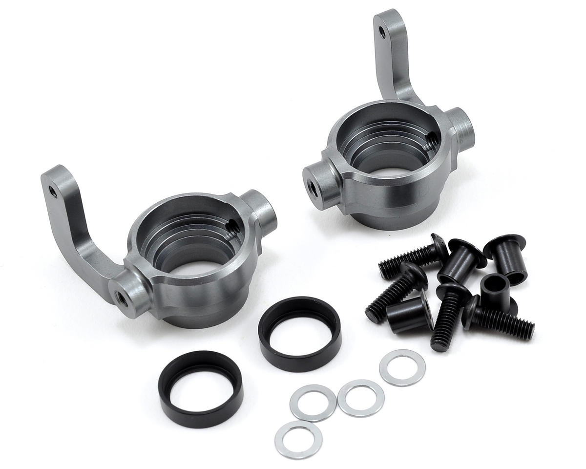Serpent S811 Cobra GT-e 0° Aluminum Steering Block Set