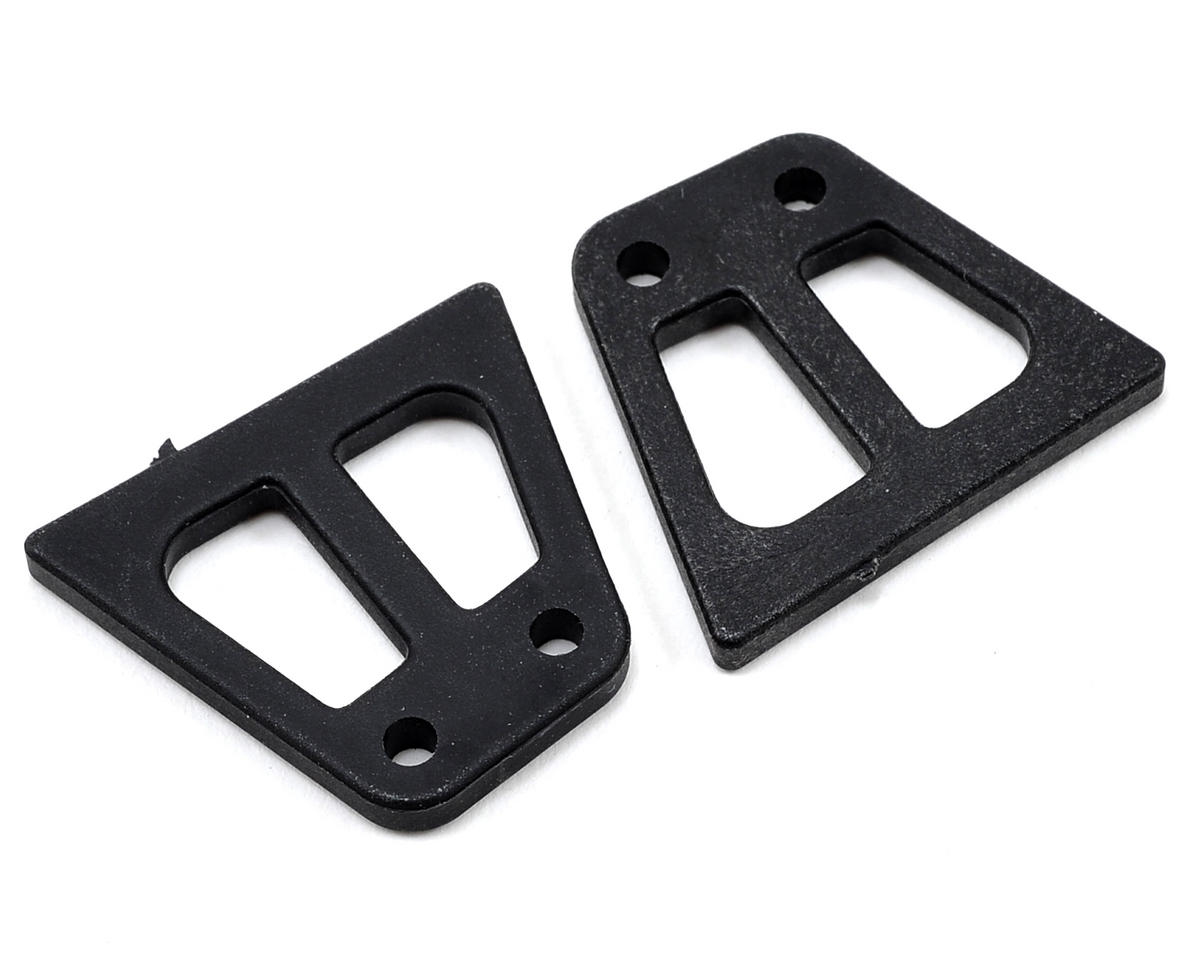 Serpent 811 2.0 Rear Wheel Scraper Set