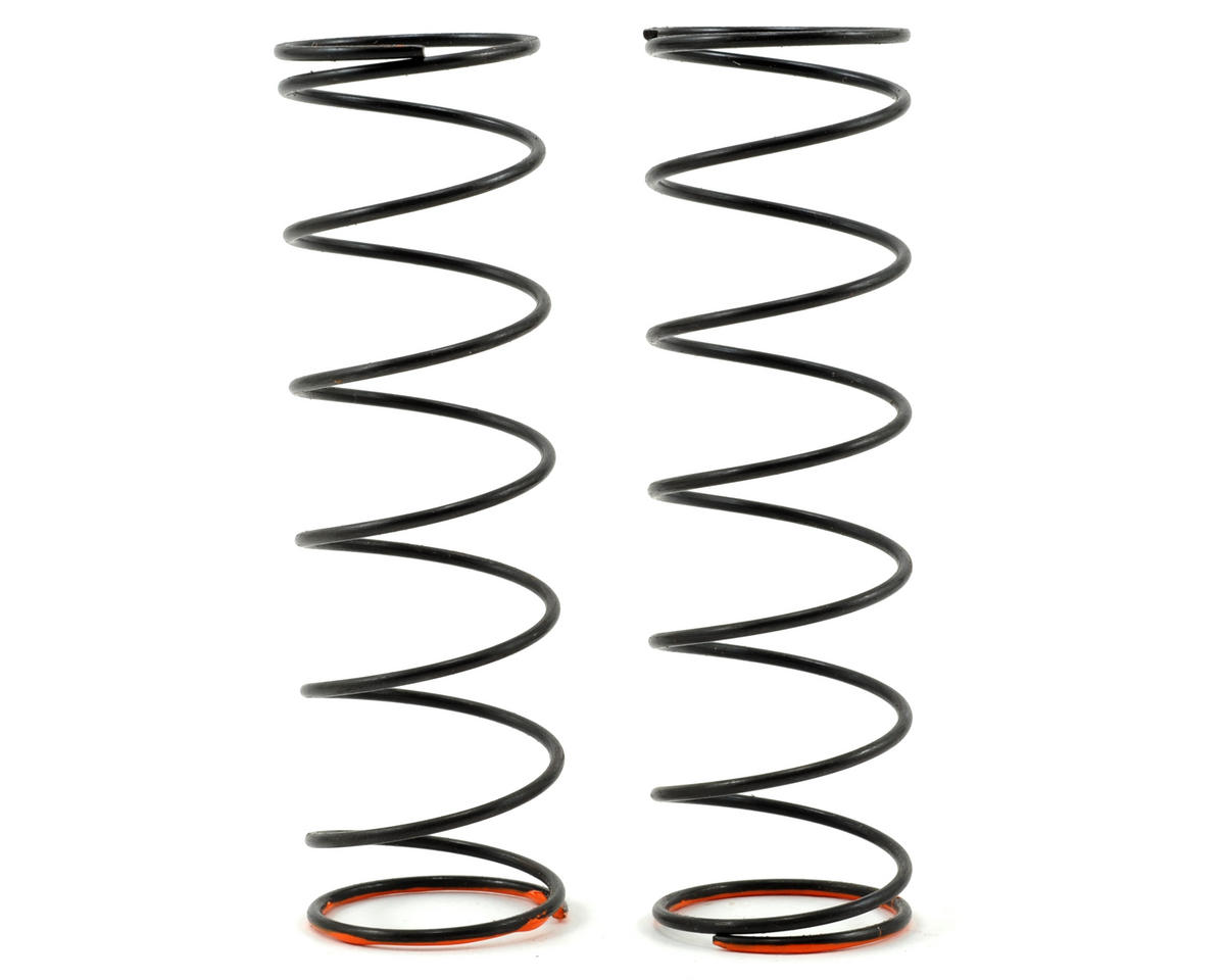 Serpent V2 Rear Spring Set (Orange) (2) (0.53N/3.0lbs)