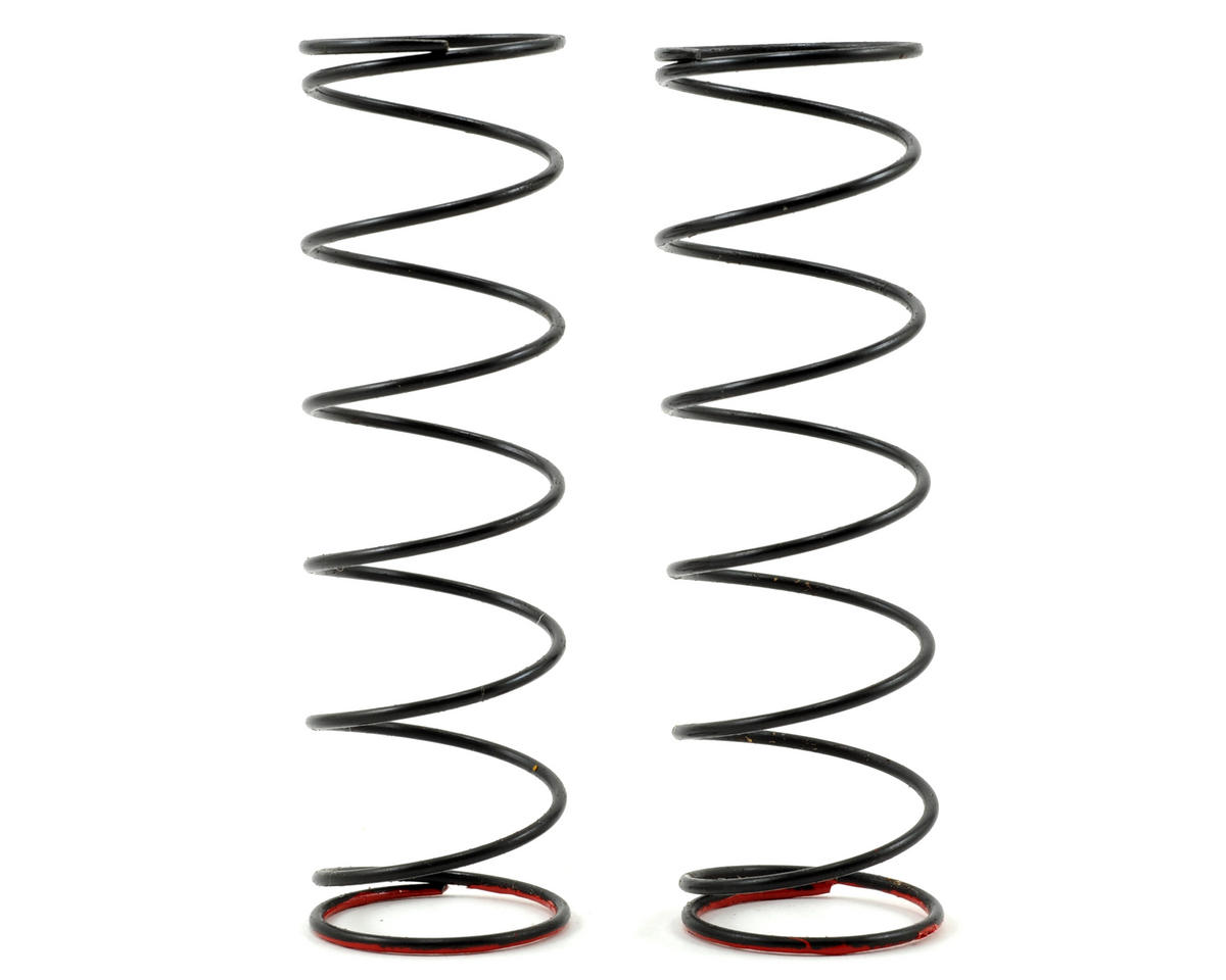 Serpent V2 Rear Spring Set (Red) (2) (0.56N/3.2lbs)