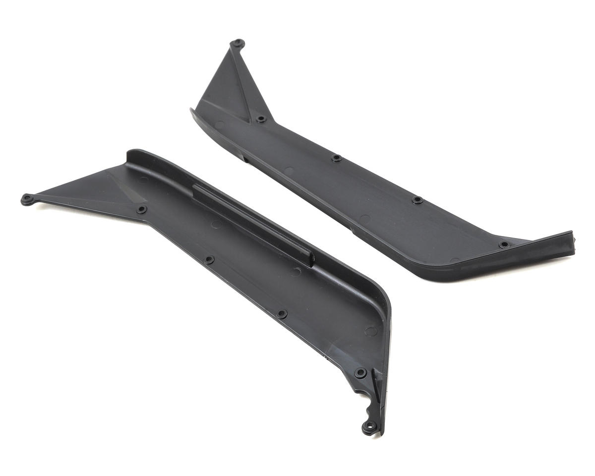 Serpent SRX8 Cobra Side Guard Set