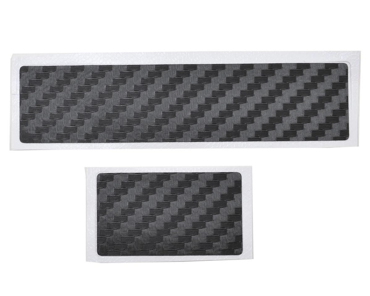 Serpent SRX8 Radio & Battery Box Carbon Skin